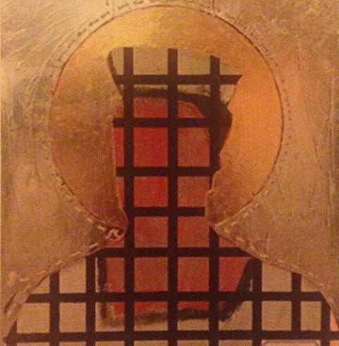 Bubi 1992-2006; Bahriyeli, Mixed Media, material 40x46x07cm