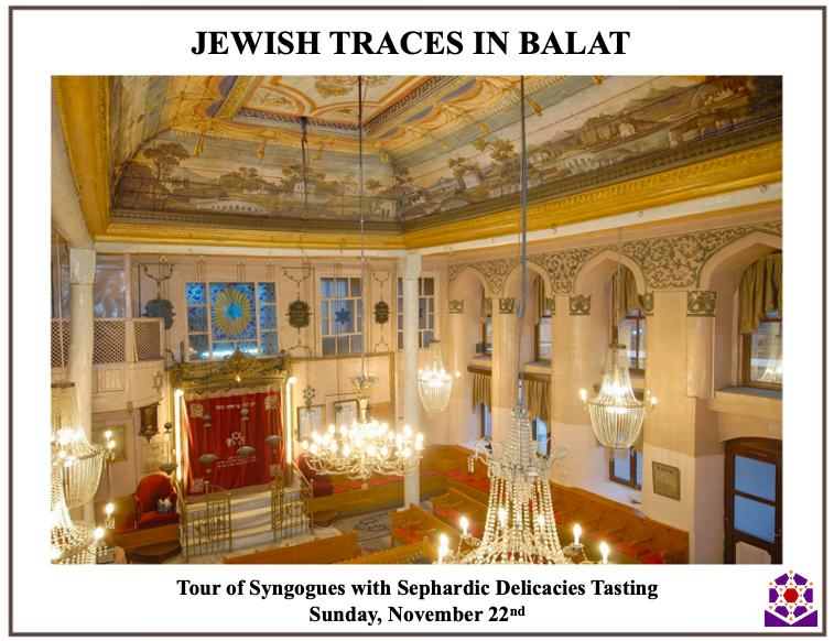 Jewish Traces in Balat
