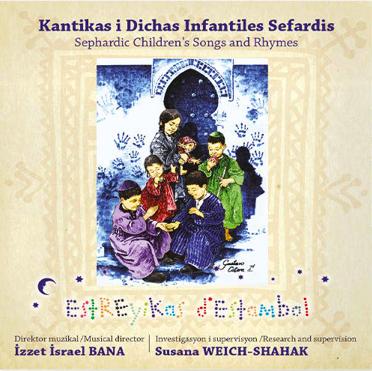 Kantikas i dichas Infantiles Seferadis