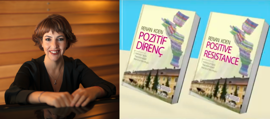 Renan Koen and her book 'Positive Resistance'