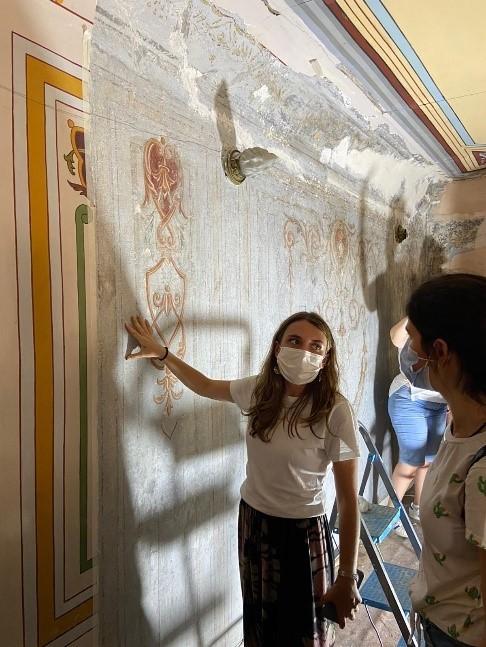 Hemdat Israel Synagogue Historic Preservation Project