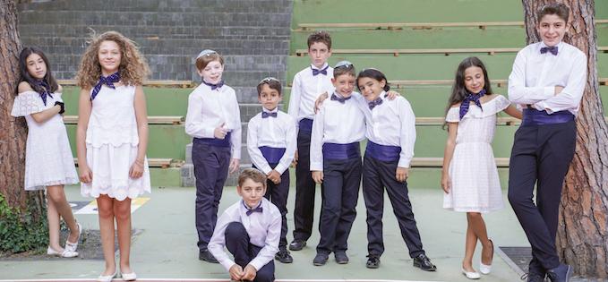 Estreyikas d'Estambol Children's Choir