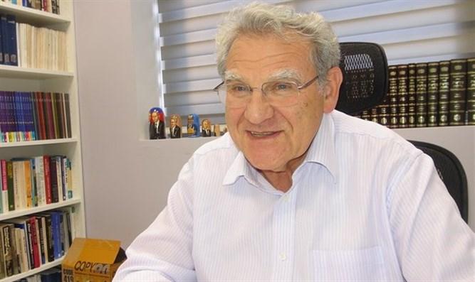 Prof. Dr. Efraim Inbar