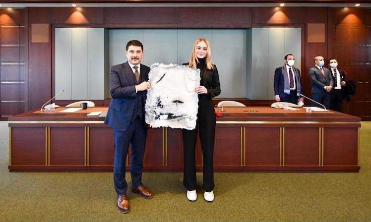 Dr. Hasan Doğan & Nicole Mano