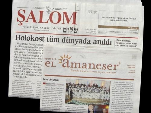Şalom Gazetesi 30 Temmuz'da yayınlanmadı | Şalom Gazetesi