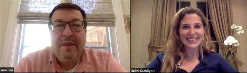 Dr. Moshe Arditi & Selin Kandiyoti
