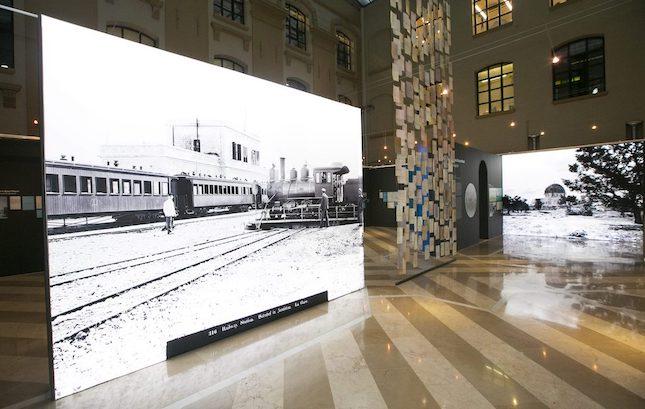 Jerusalem Train Station, 1898