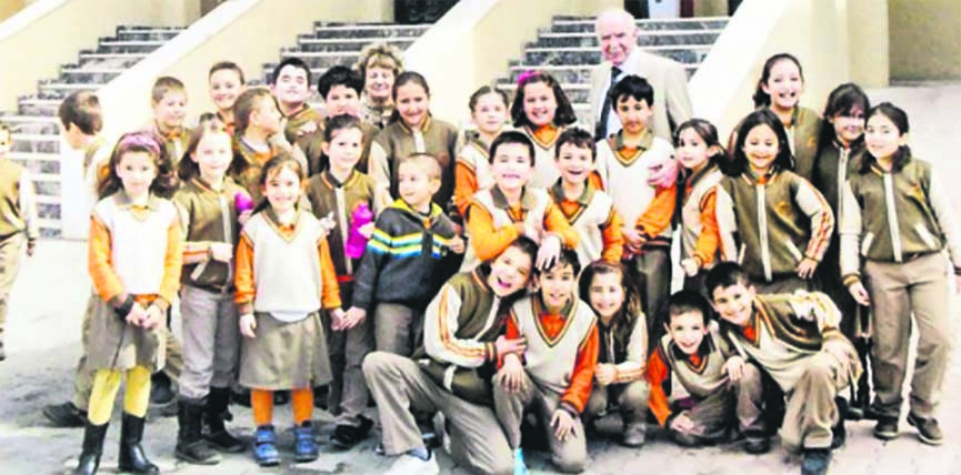 the school in Corlu