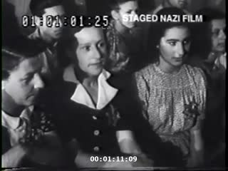 The Staged Nazi Documentary of Terezin