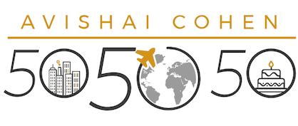Avishai Cohen's 50:50:50 Project