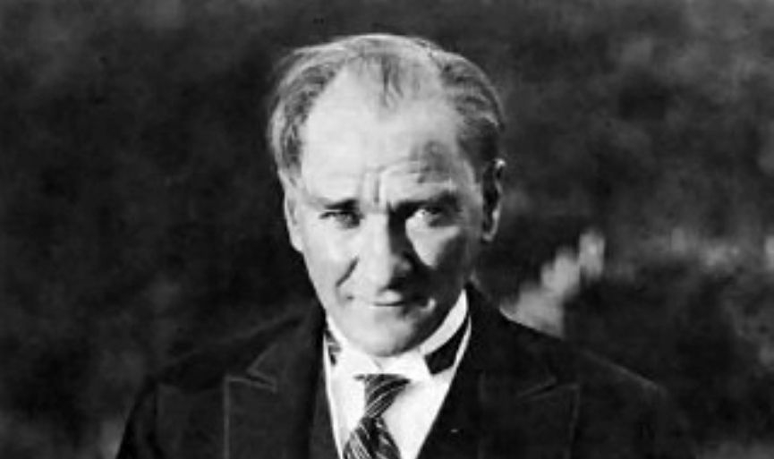 Today We Commemorate Atatürk
