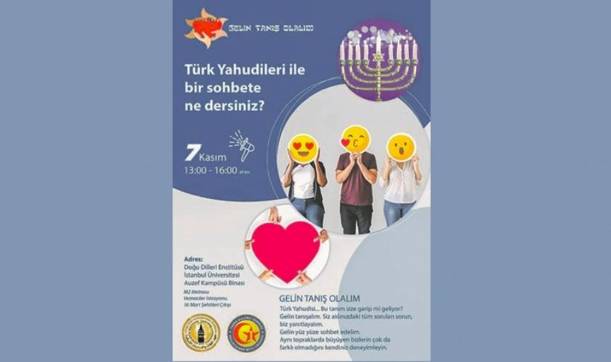 ´Come, Let´s Meet´ in Istanbul University