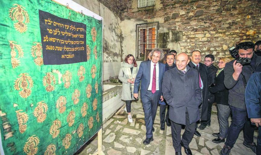 The 2nd Izmir Sephardic Culture Festival was a Huge Success