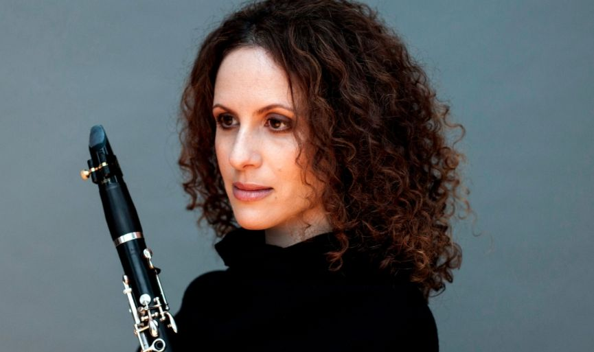 Unique Melodies from Shirley Brill´s Clarinet in CRR