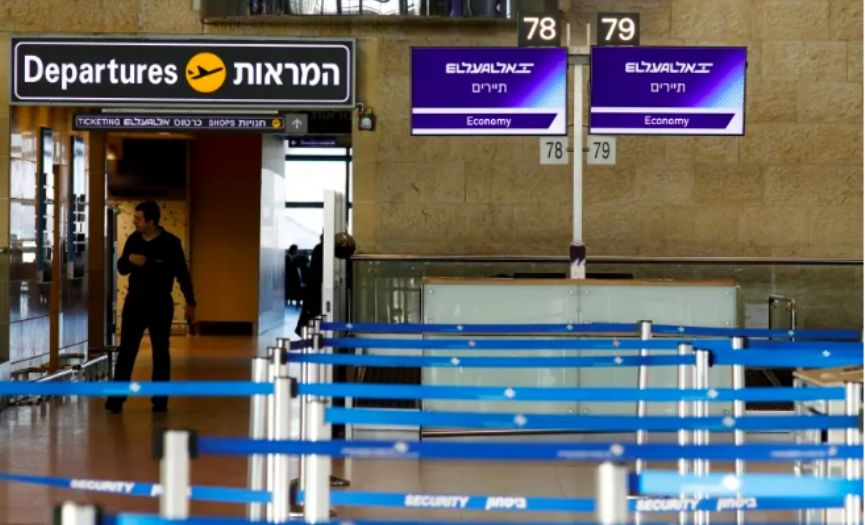 Two-week Isolation Ordered for All Who Enter Israel