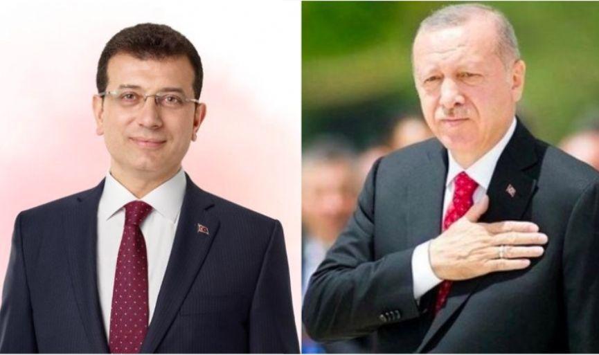 President Erdoğan and Mayor of Istanbul Imamoğlu Wished a Happy Rosh Hashanah