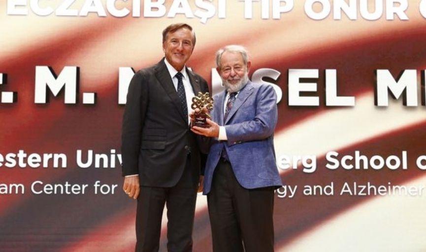 Prof. Dr. Marsel Mesulam is Awarded with the Eczacıbaşı Medicine Honor Award