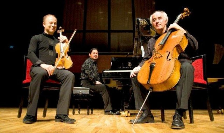 Arkas Trio Concert in Izmir Bet-Israel Synagogue