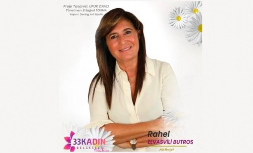 Rahel Butros: A Strong Woman in ´Documentary of 33 Women´