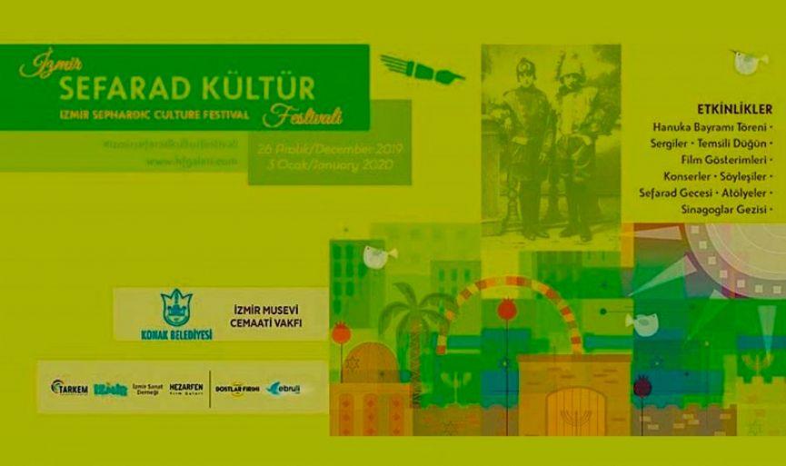 2nd Izmir Sephardic Culture Festival is Starting