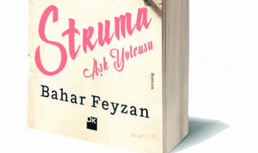 "Bahar Feyzan's novel ""Struma"" was republished"