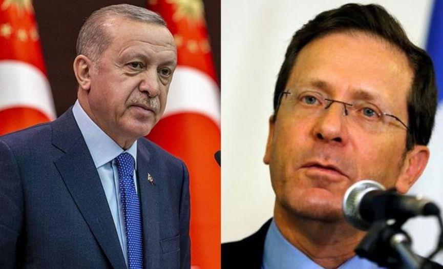 President Erdoğan Called Israeli President to Congratulate
