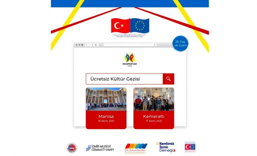 Culture Trips by Despertar Izmir Project Continued