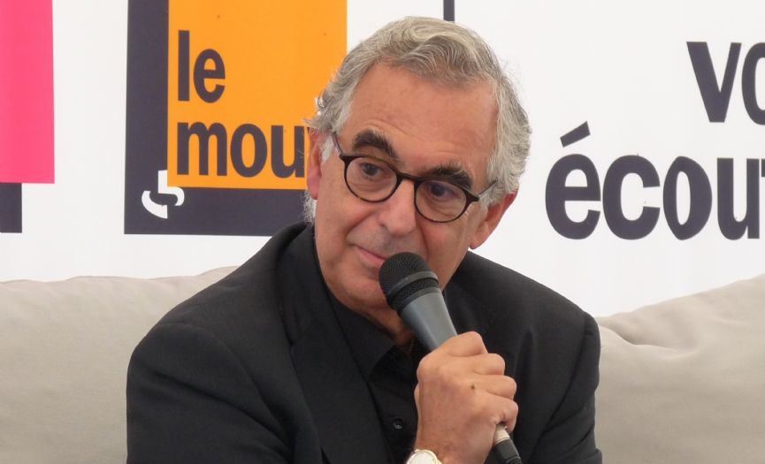 French Cultural Center Welcoming the Writer Metin Arditi