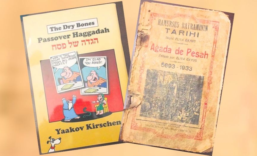 The Museum Will Display Our Haggadahs