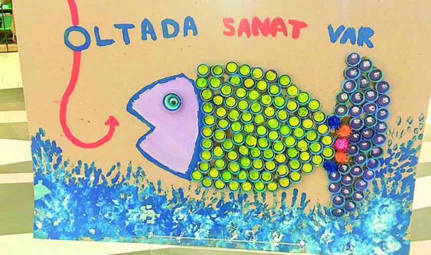 "Saving the Marine Wildlife via Lara Arditi's Project ""Art on the Fishing Rod"""