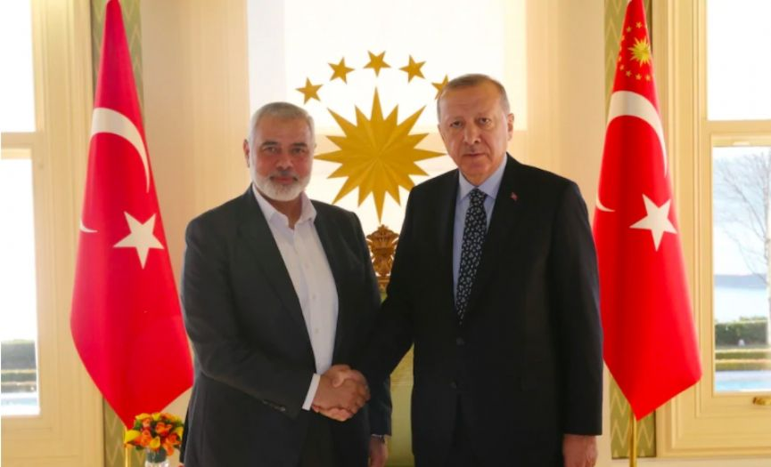 Turkey Grants Citizenship to Hamas Operatives Plotting Terror Attacks from Istanbul
