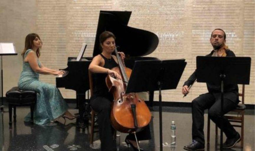 Renan Koen attended the Sephardic Music Festival in USA