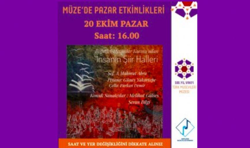 Autumn Concerts from Boğaziçi Graduates Choir, Organized by Museum of Turkish Jews