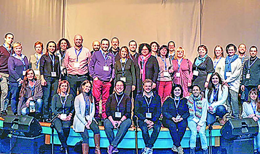 Ulus Jewish School hosted the Centropa 2019 Professional Development Seminar