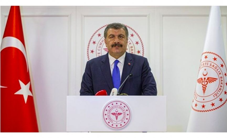 "Minister of Health Fahrettin Koca: ""In Our Fight with Coronavirus, Today I Lost One Patient of Mine for the First Time."""
