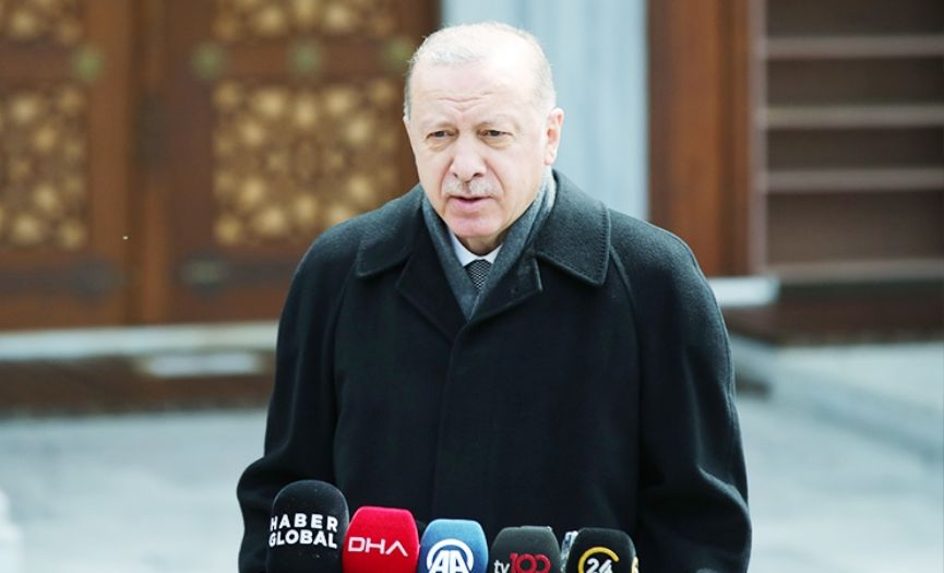 "Turkish President Erdogan: ""We Already Know Israel´s Animosity Against Islam"""