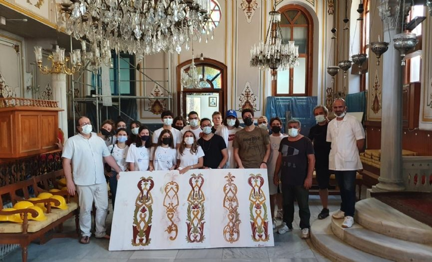 Hemdat Israel Synagogue Flourishes with Historic Preservation Project