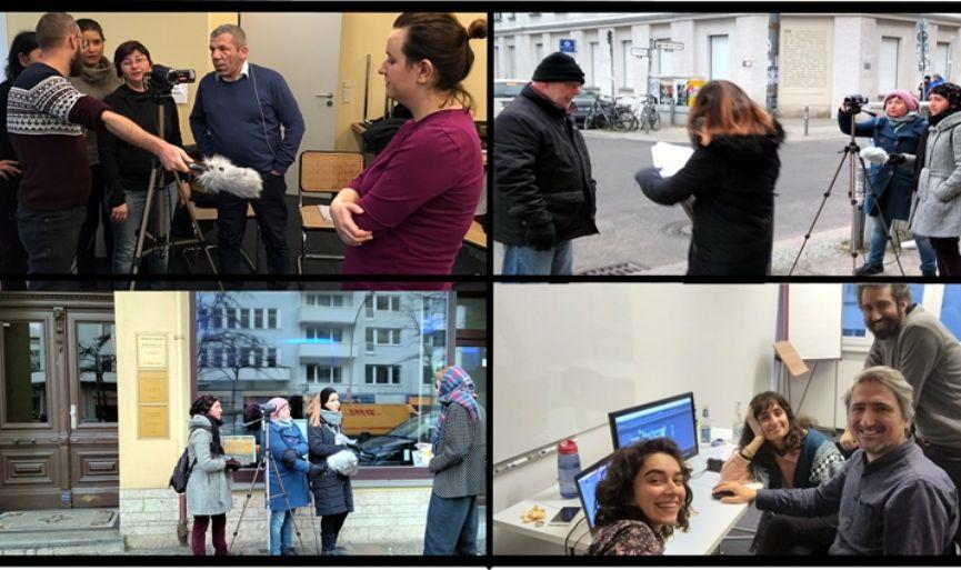 'Memory Walk Education' in Edirne