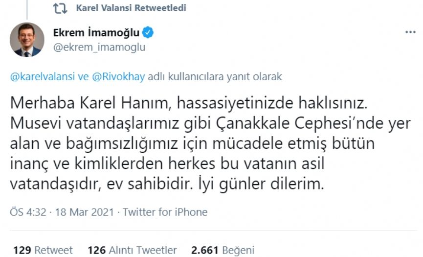 We Condemn the Hate Speech Towards Our Writer Karel Valansi