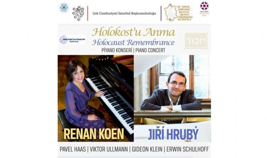 Renan Koen will Perform a Concert in Hemdat Israel Synagogue