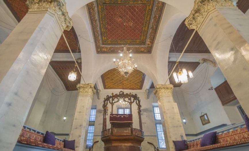 Izmir Jewish Heritage Project Aims to Revitalize City´s Ancient Sephardic Synagogues