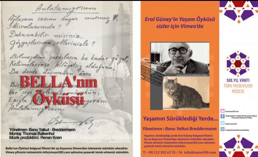 ´Bella´s Story´ and ´Wherever Life Takes You - Erol Güney´s Story´ on Vimeo