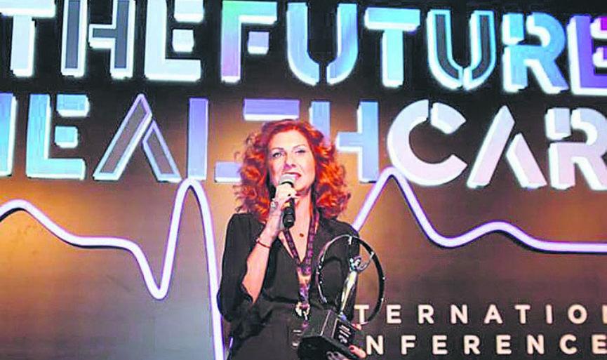 Two Honor Awards in One Day to Meri Istiroti