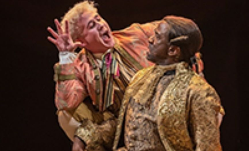 Peter Schaffer National Theatre'da 'Amadeus'