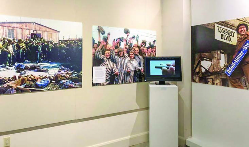 """Visions of the Holocaust"" Exhibition"