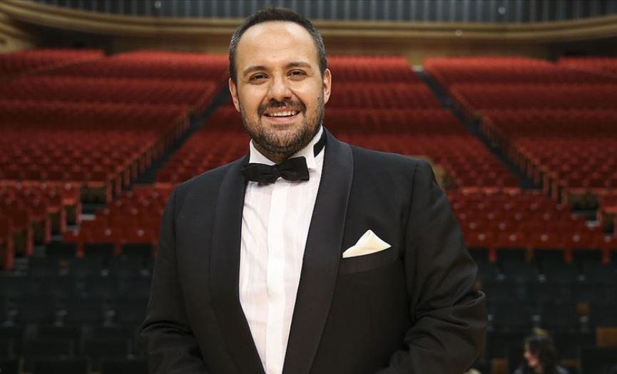 New Year´s Eve Concert With Tenor Murat Karahan