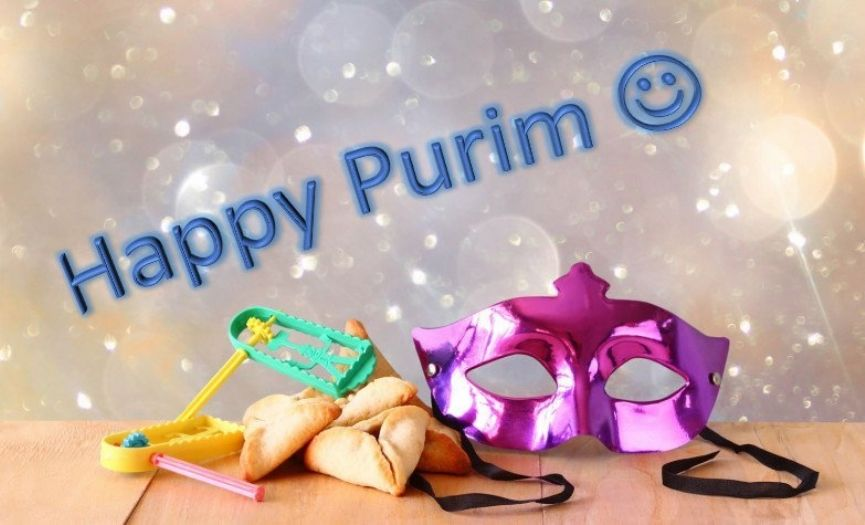 Purim Festival is Coming