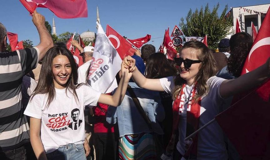 Turkish Democracy is Down, But not Out