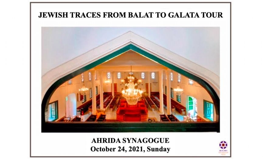 Jewish Traces from Balat to Galata Tour on ´European Day of Jewish Culture´