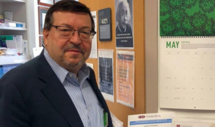 Moshe Arditi, MD Received Cedars-Sinai 'Pioneer in Medicine´ Award